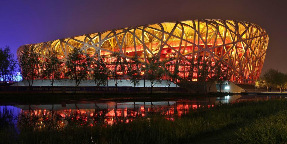 Beijing National Stadium – architectural wonder