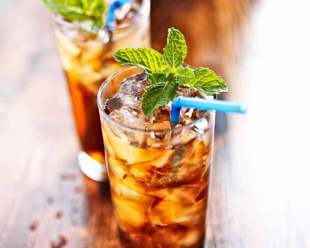 Bourbon Sweet Tea – whiskey drink