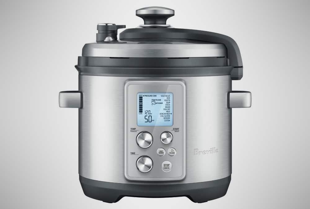 Breville Fast Slow Pro – pressure cooker