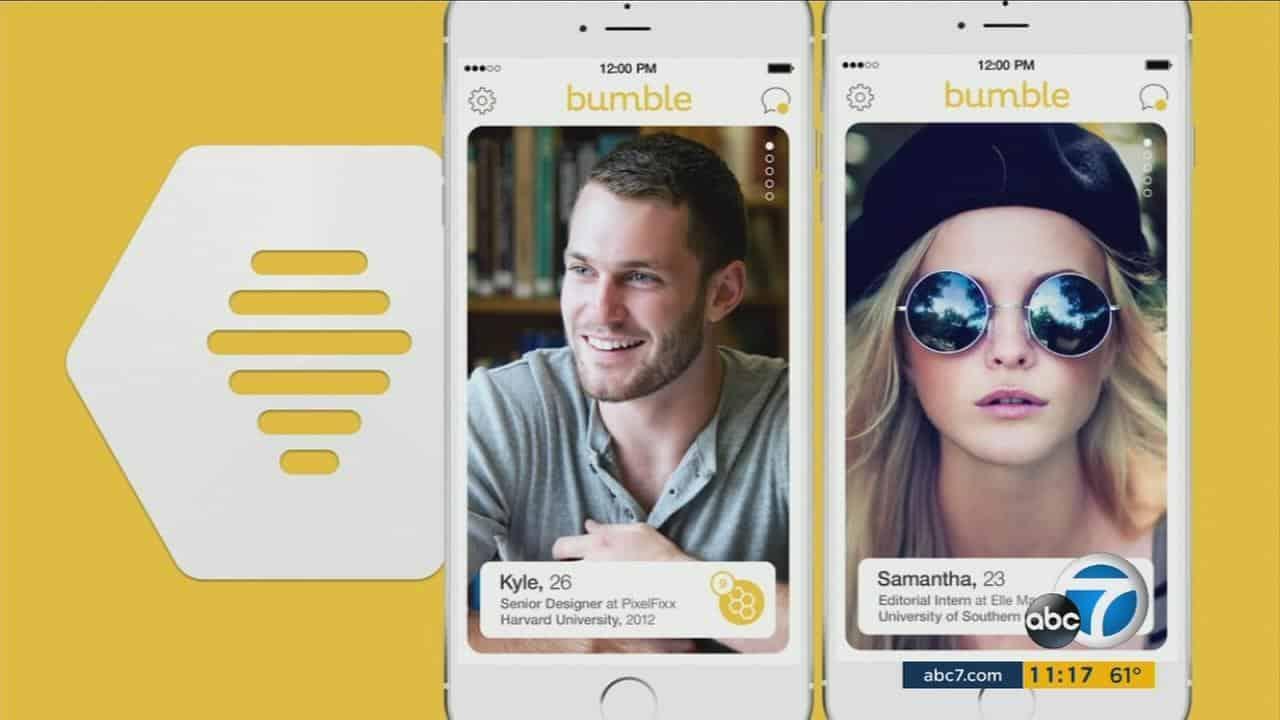 Bumble – dating app