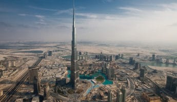 Burj Khalifa architectural wonder 345x200 14 Amazing Architectural Wonders of the New World