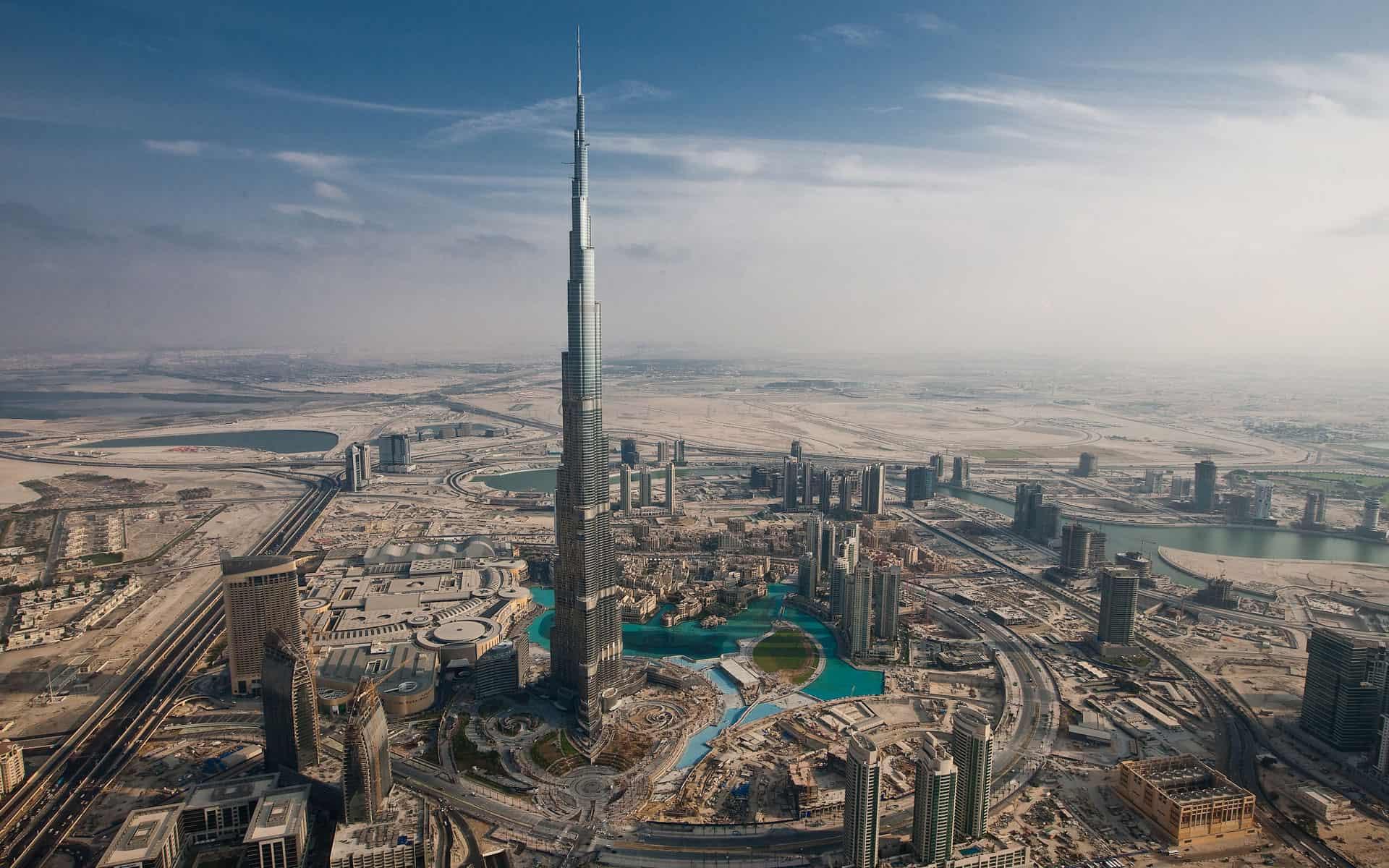 Burj Khalifa – architectural wonder