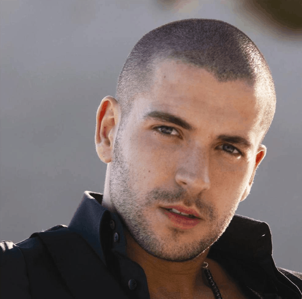 Buzz Cut – classic mens hairstyle