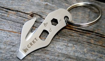 CRKT K.E.R.T. keychain tool 345x200 14 Keychain Tools That Save Space For Smarter EDC