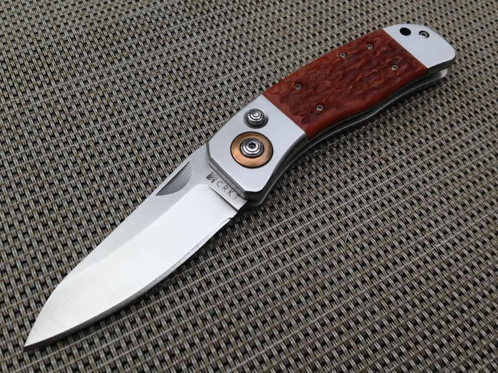 CRKT Lake's PAL – automatic knife