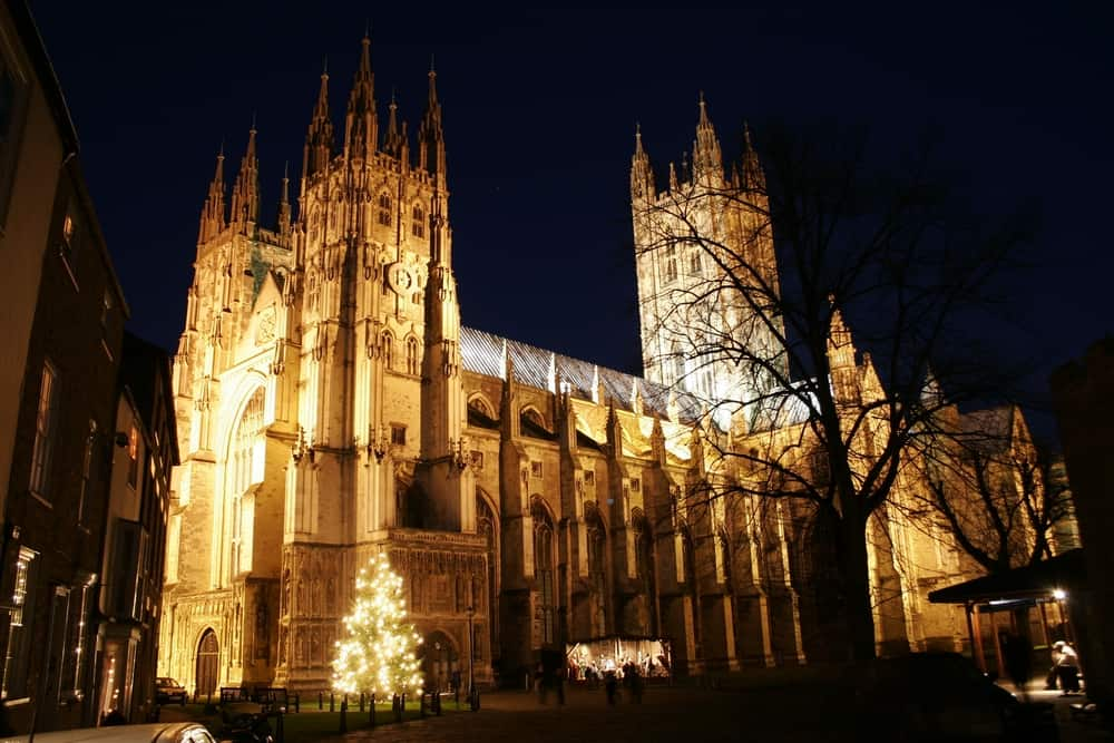 Canterbury Cathedral – gothic architecture