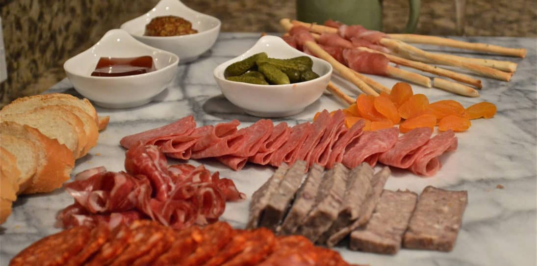 Cook's Guide To Making the Perfect Charcuterie Plate