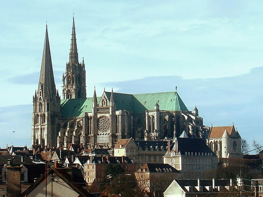 Chartres Cathedral – gothic architecture