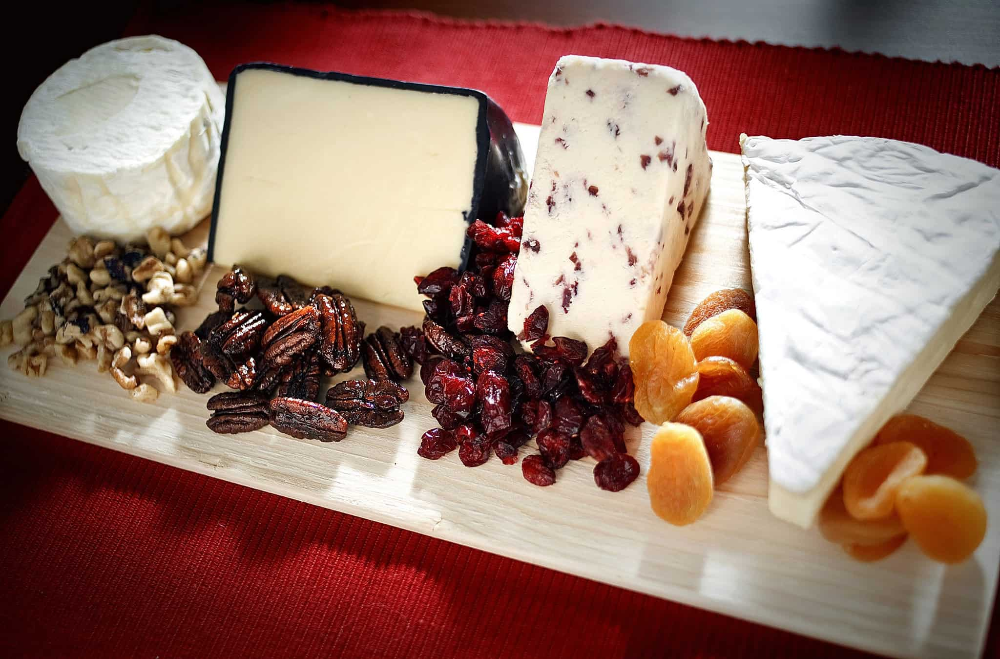 Cheese – charcuterie plate