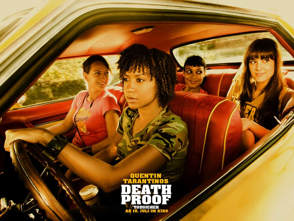 Death Proof – great soundtrack