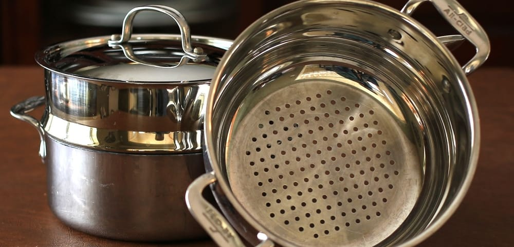 Double Boiler – how to make candles