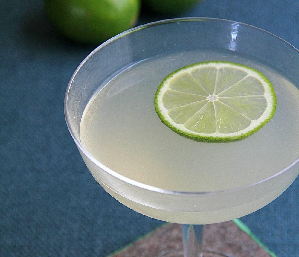 El Floridita Daiquiri – rum cocktail
