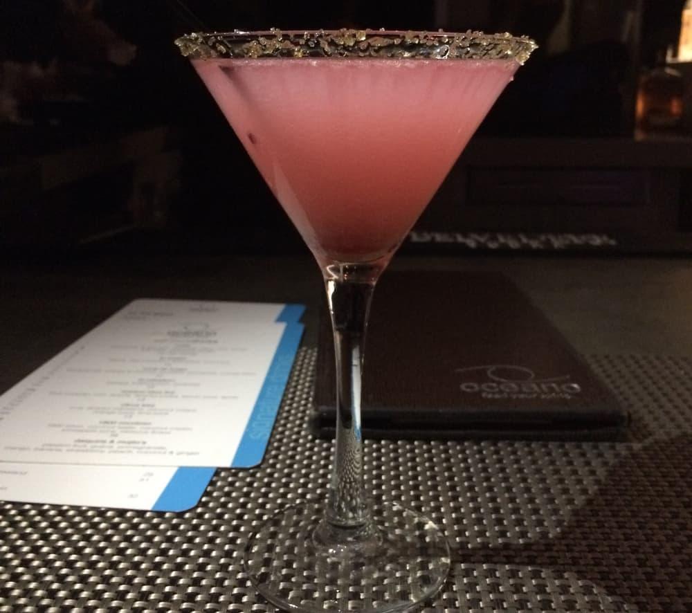 El Yunque – rum cocktail