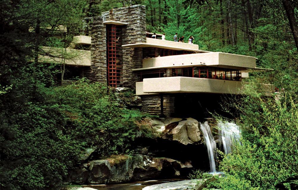 Fallingwater – architectural wonder