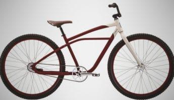 Felt Burner 2 Speed cruiser bike 345x200 The 13 Best Cruiser Bikes for Following The Shoreline