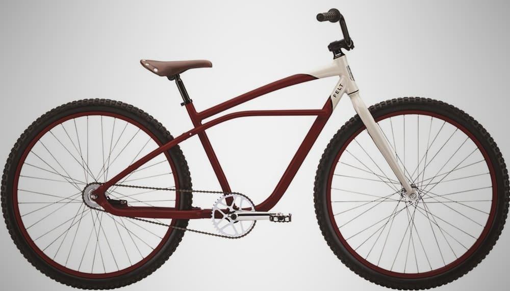 Felt Burner 2-Speed – cruiser bike