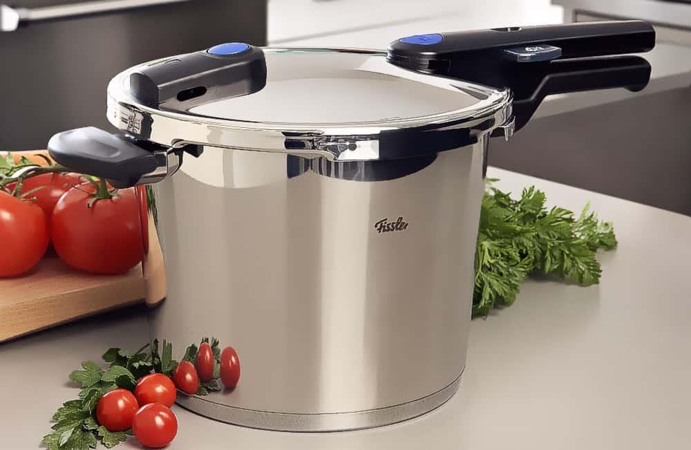Fissler Vitaquick – pressure cooker