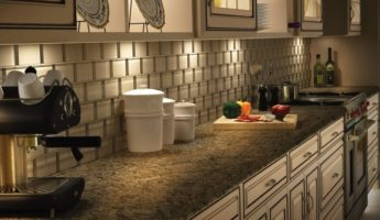 Kitchen cabinet under lighting Wooden Under Cabinet Lighting Is The Onetwo Punch Of Good Kitchen Design It Is Meant To Light Up Drainboards And Counters Like You Would Workbench Thecoolist How To Choose Under Cabinet Lights For Any Kitchen