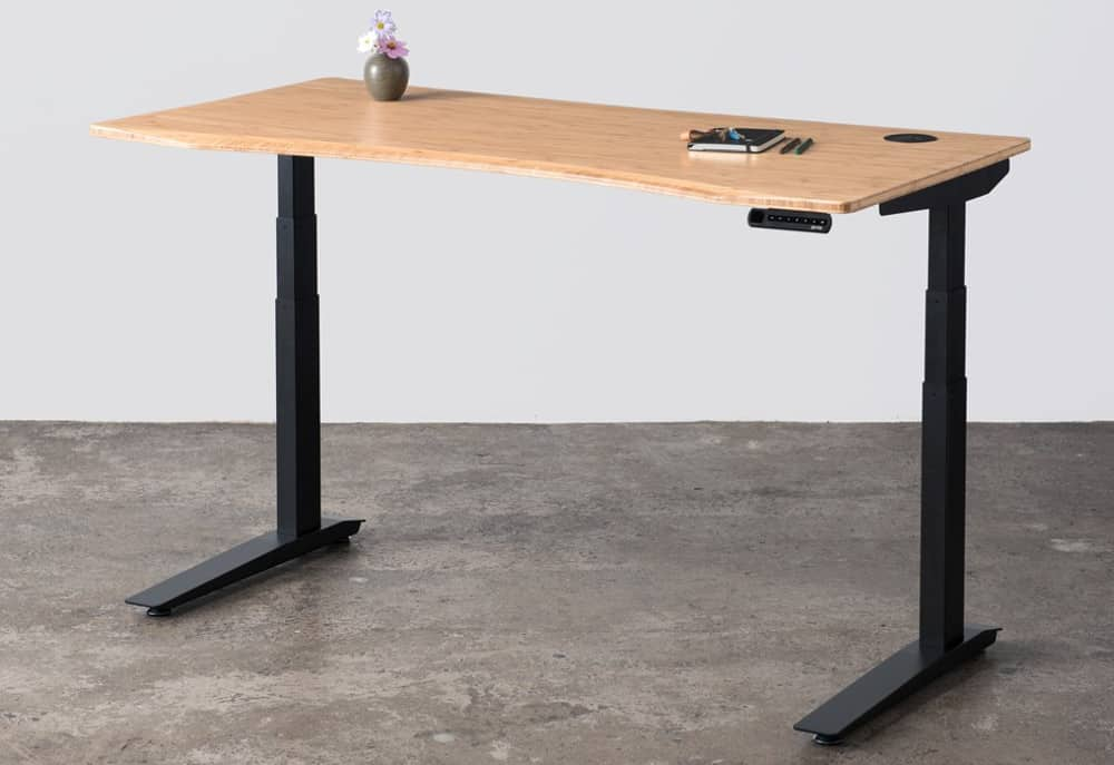 Fully Jarvis Bamboo – standing desk