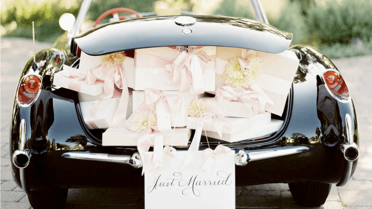 Gift Registry – wedding etiquette