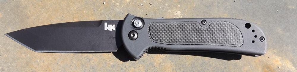 H&K Entourage – automatic knife