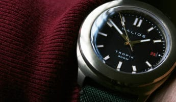 Halios Tropik bronze watch 345x200 Timely Timelessness: The 16 Best Bronze Watches