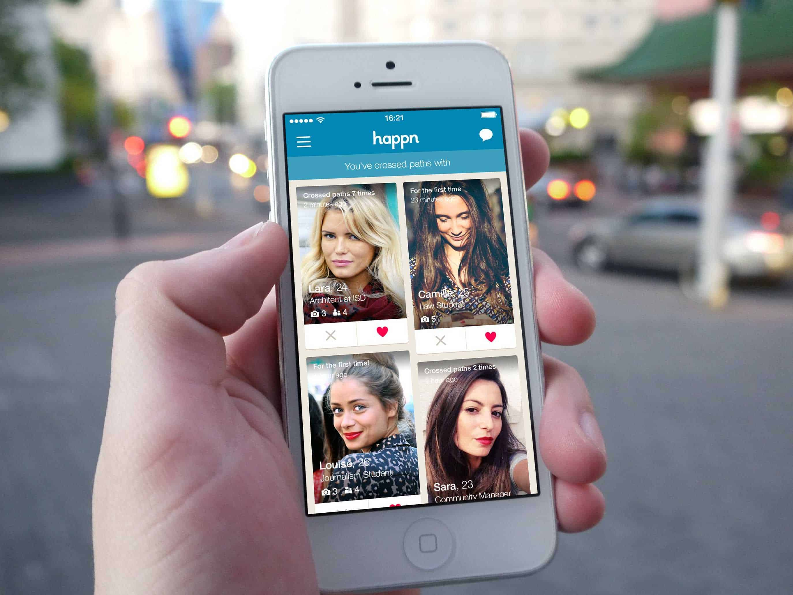 Happn – dating app