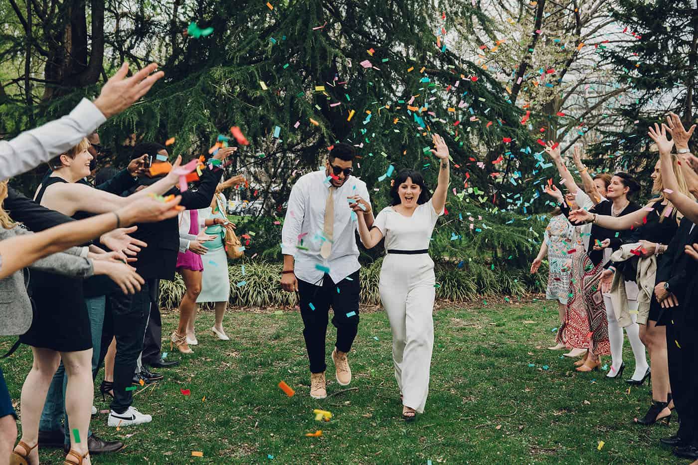 Have Fun – wedding etiquette