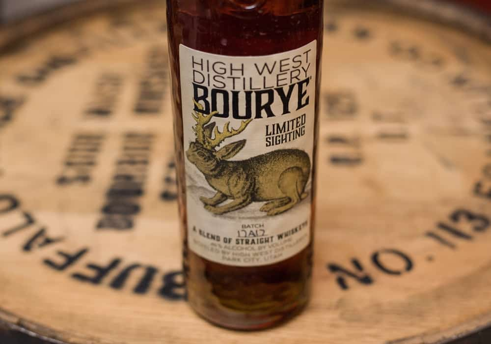 High West Bourye 2017 – bourbon