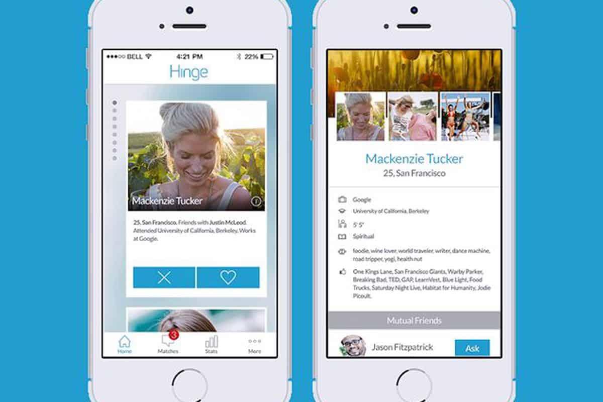 Hinge – dating app
