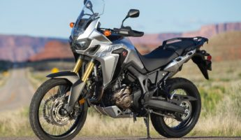 Honda Africa Twin DCT adventure motorcycle 345x200 11 Incredible Adventure Motorcycles Ready To Go The Distance