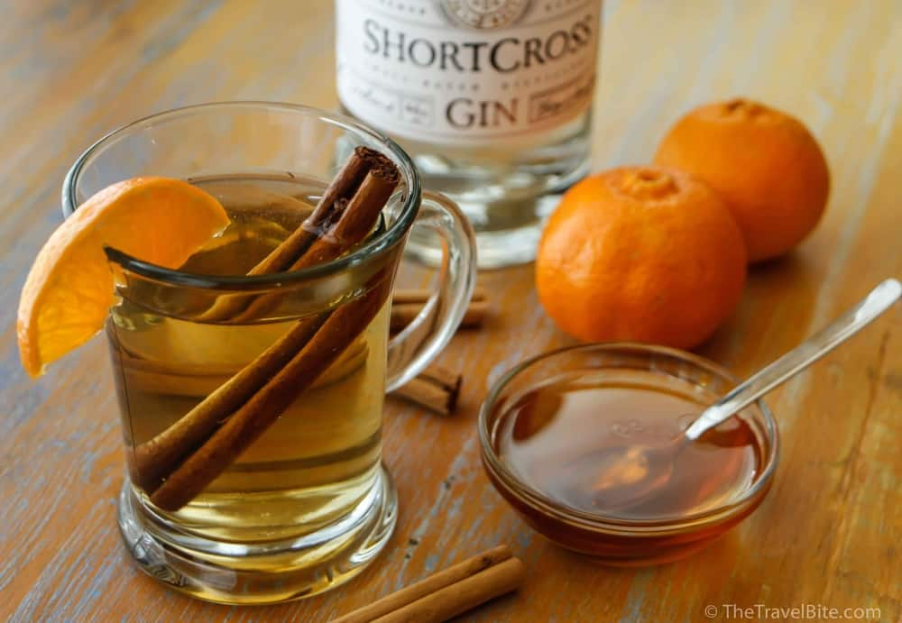 Hot Toddy – whiskey drink
