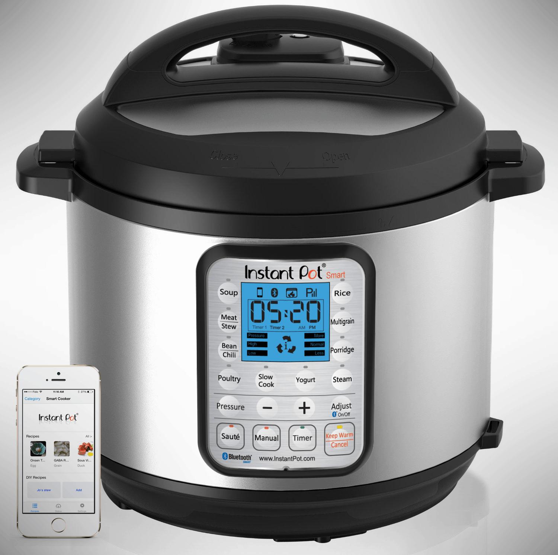 Instant Pot IP-Smart – pressure cooker