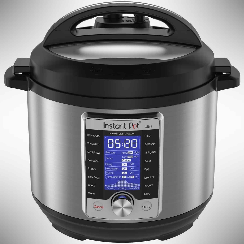 Instant Pot Ultra – pressure cooker