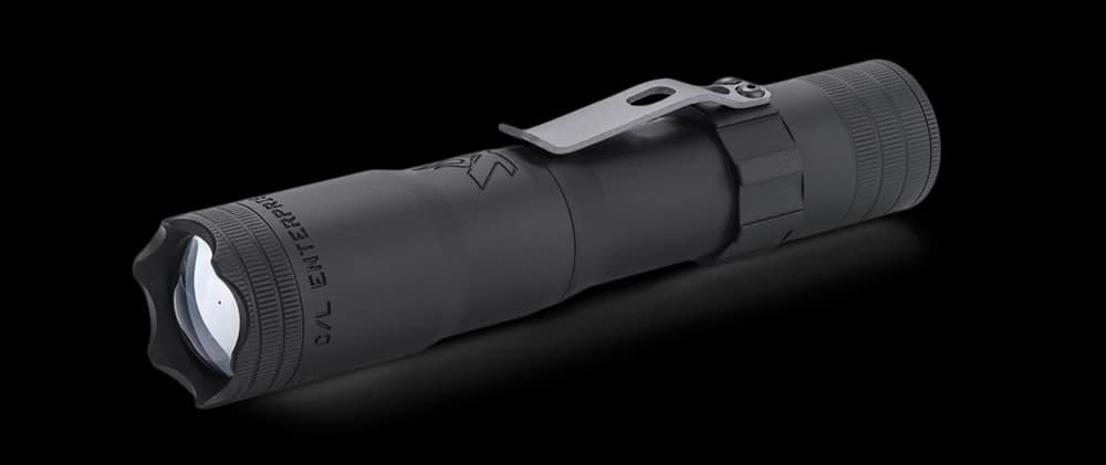 LensLight KO TAD Edition – tactical flashlight