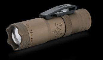 LensLight Mini TAD Edition tactical flashlight 345x200 17 Best Tactical Flashlights for Night Fights