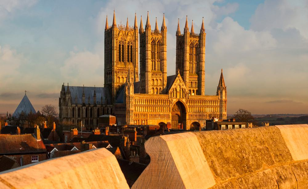 Lincoln Cathedral – gothic architecture