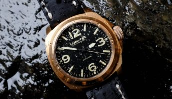 Lum Tec M 53 bronze watch 345x200 Timely Timelessness: The 16 Best Bronze Watches
