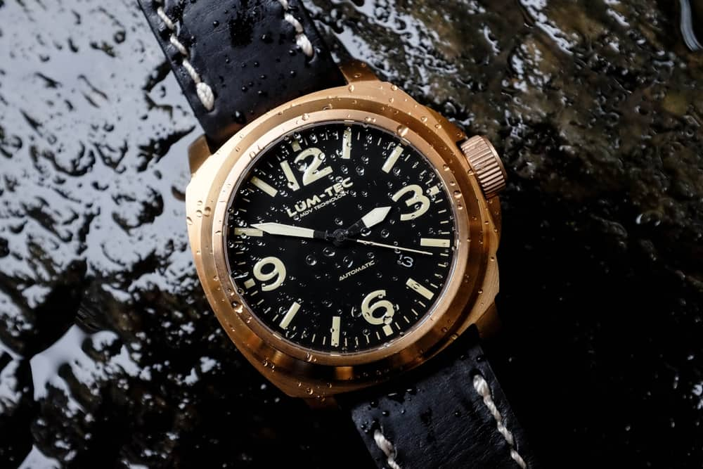 Lum-Tec M-53 – bronze watch