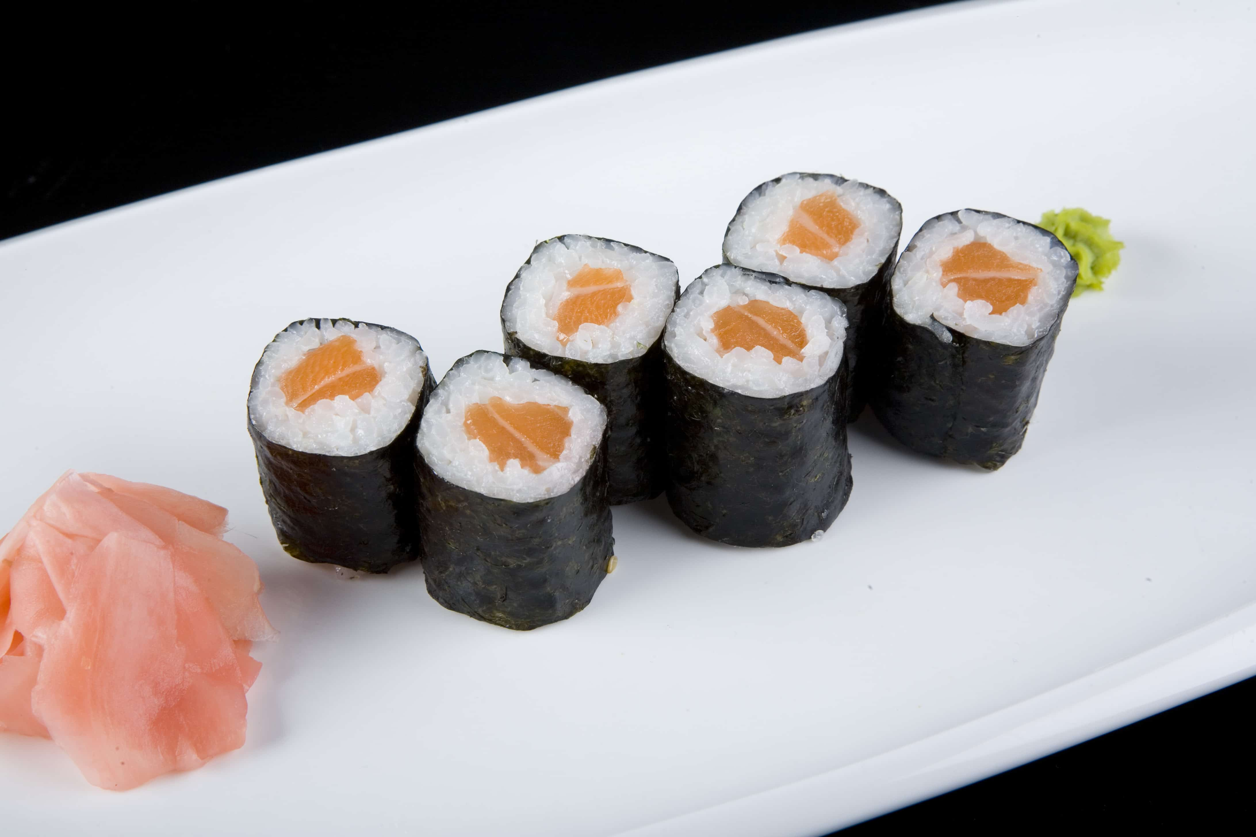 Maki – how to eat sushi