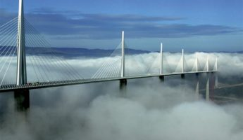 Millau Viaduct architectural wonder 345x200 14 Amazing Architectural Wonders of the New World