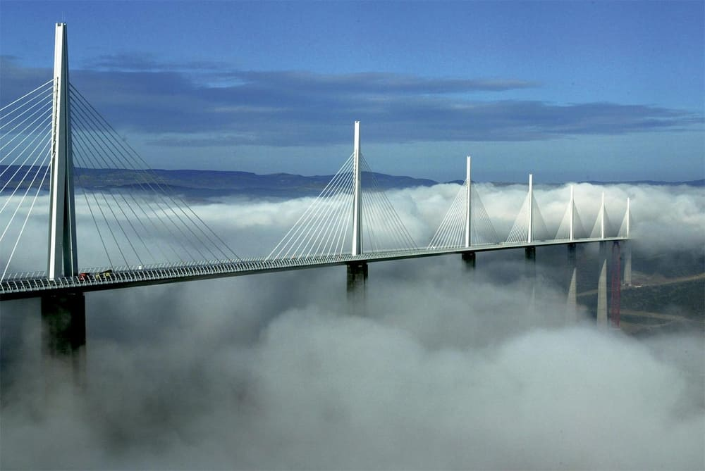 Millau Viaduct – architectural wonder