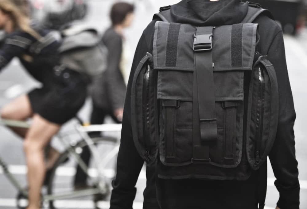Mission Workshop R6 – mens backpack for work