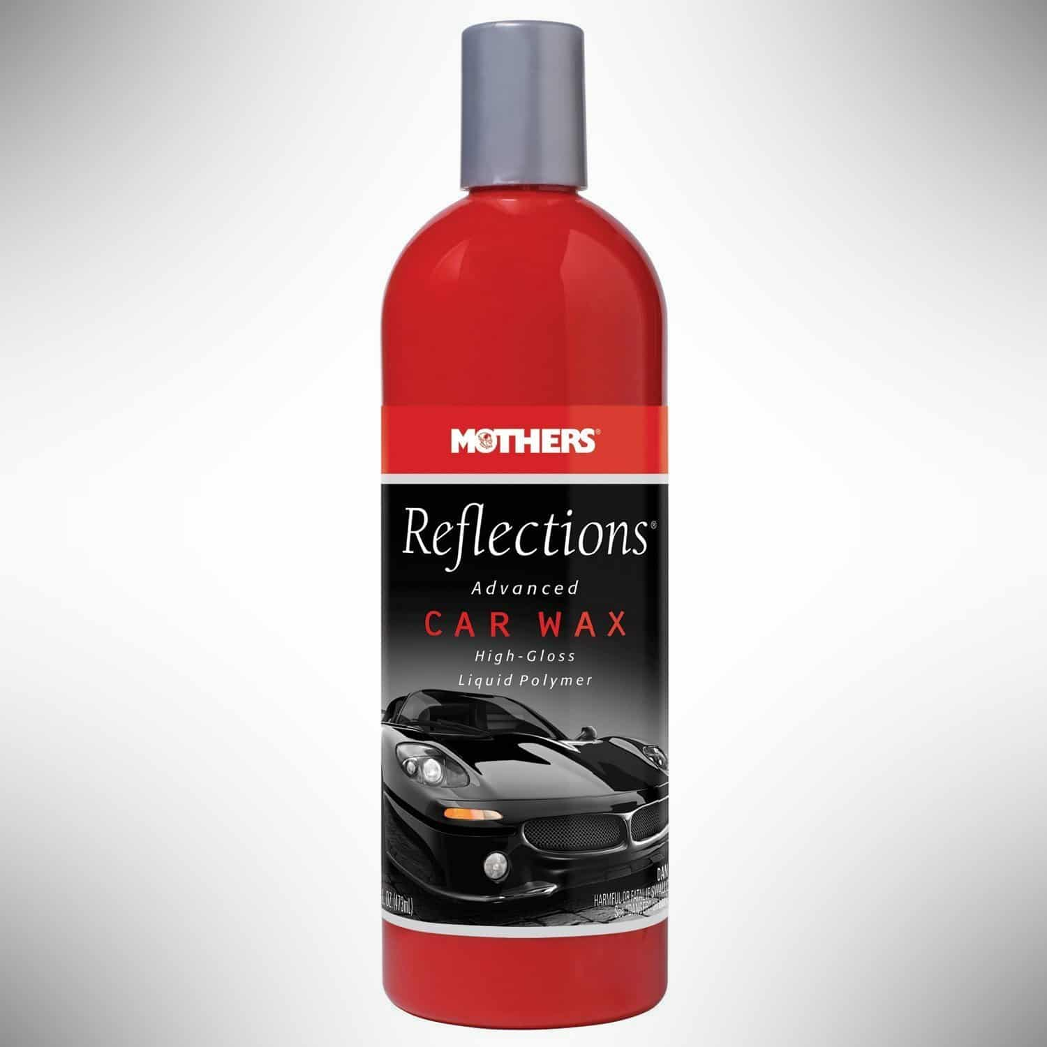Mothers 10016 Reflections Car Wax