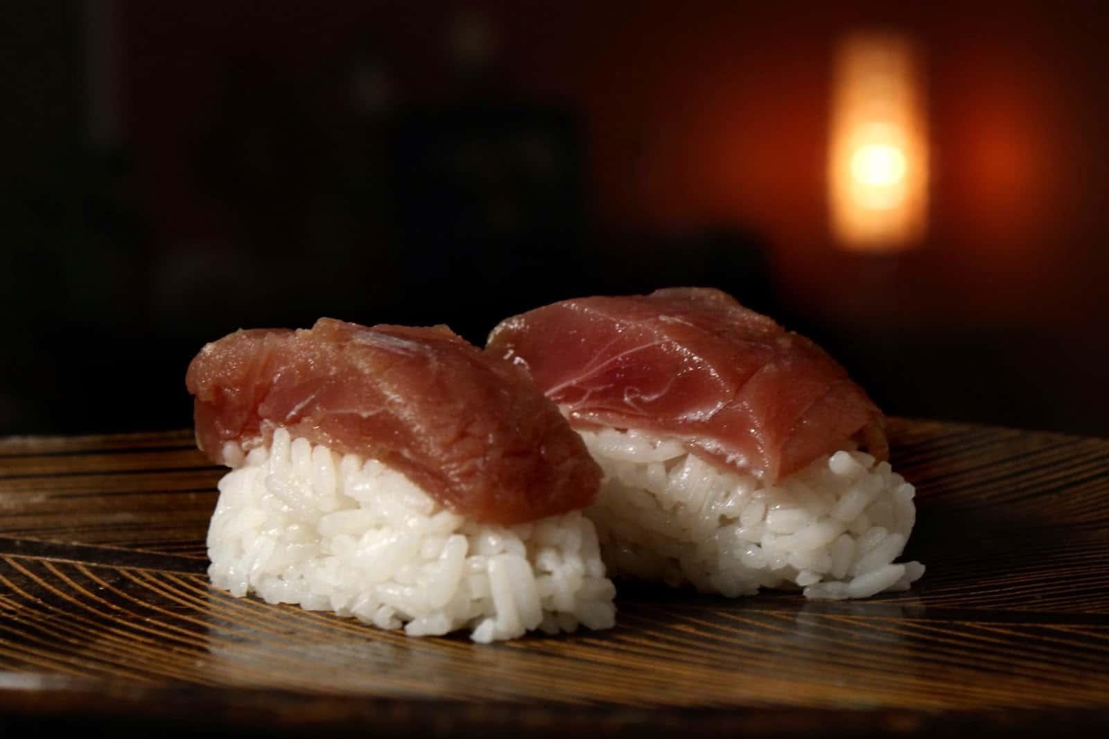 Nigiri – how to eat sushi