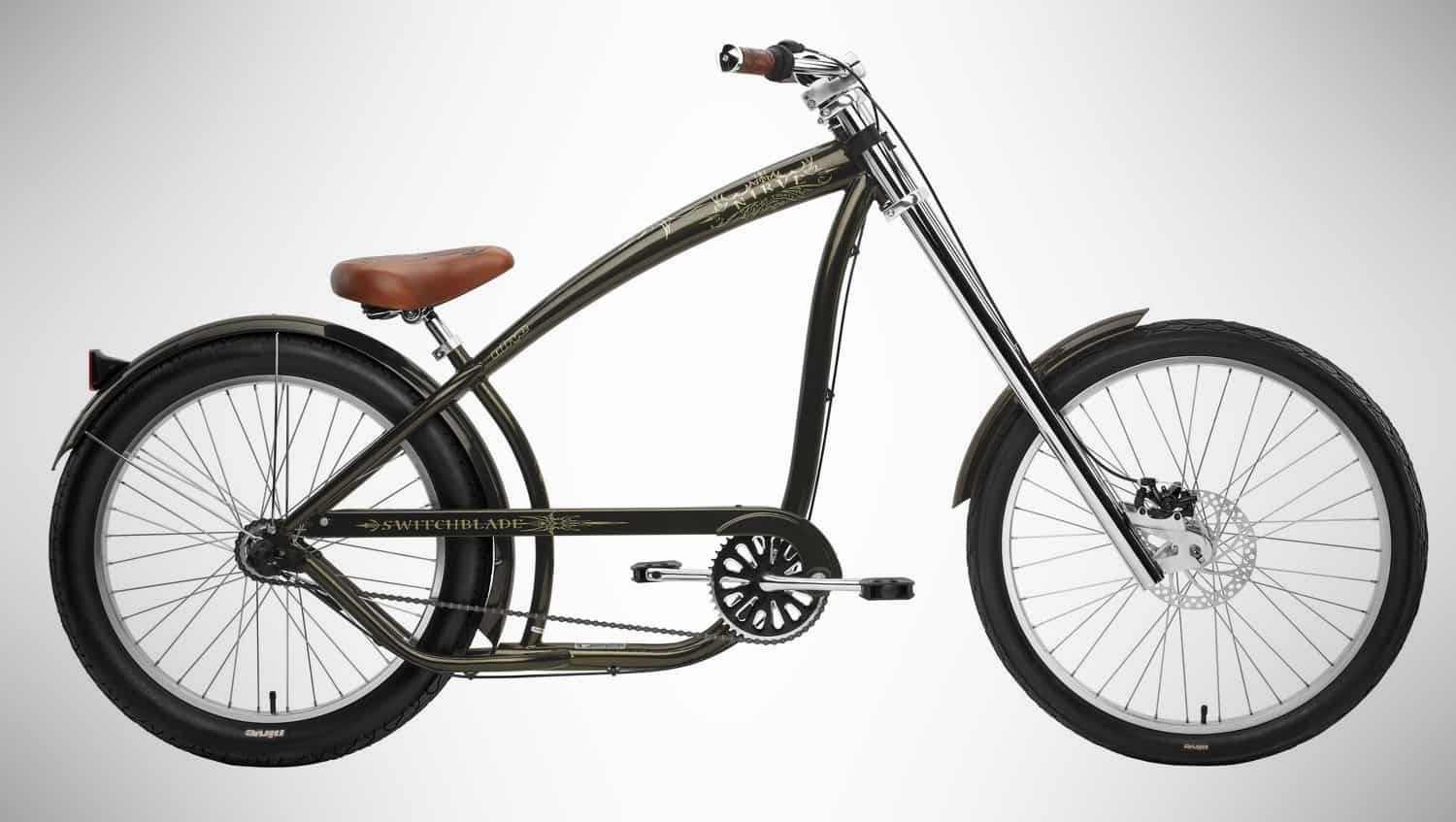 Nirve Switchblade Chopper – cruiser bike
