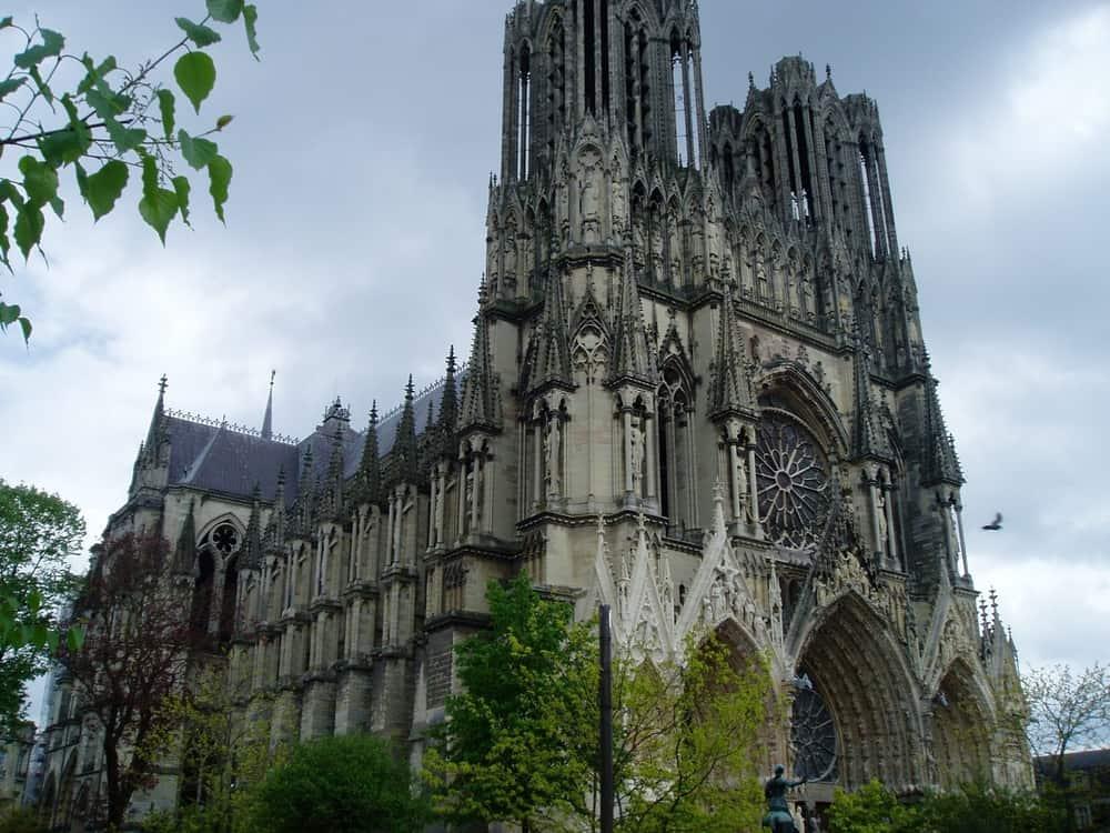 Notre-Dame de Reims – gothic architecture