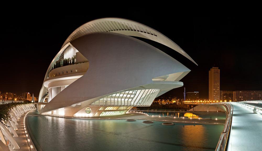 Palau de les Arts Reina Sofia – architectural wonder