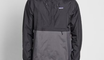 Patagonia Torrentshell Pullover raincoat 345x200 16 Most Stylish and Protective Raincoats for Wet Weather