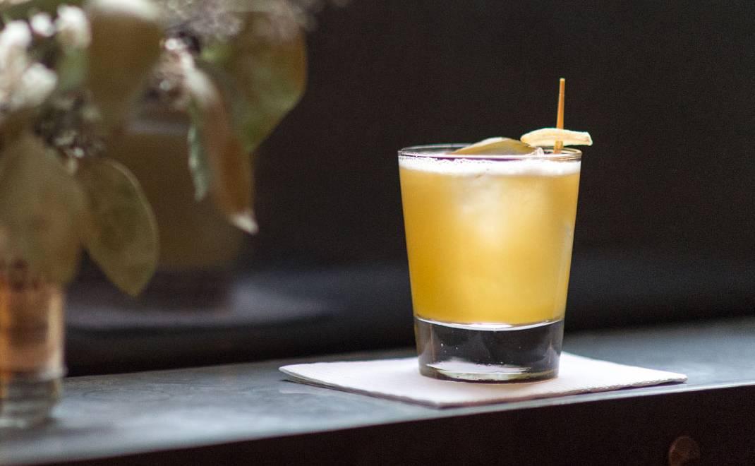 Penicillin – whiskey drink